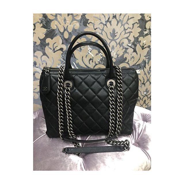 dd2b490f0f75 Resale Средние сумки Chanel купить за 115500 руб выгодно на Luxxy.com