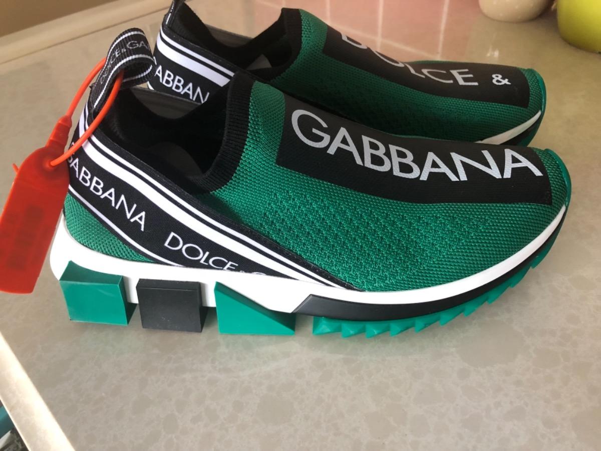 a8a78f95 Купить кроссовки Dolce & Gabbana за 42000 руб. в интернет магазине ...