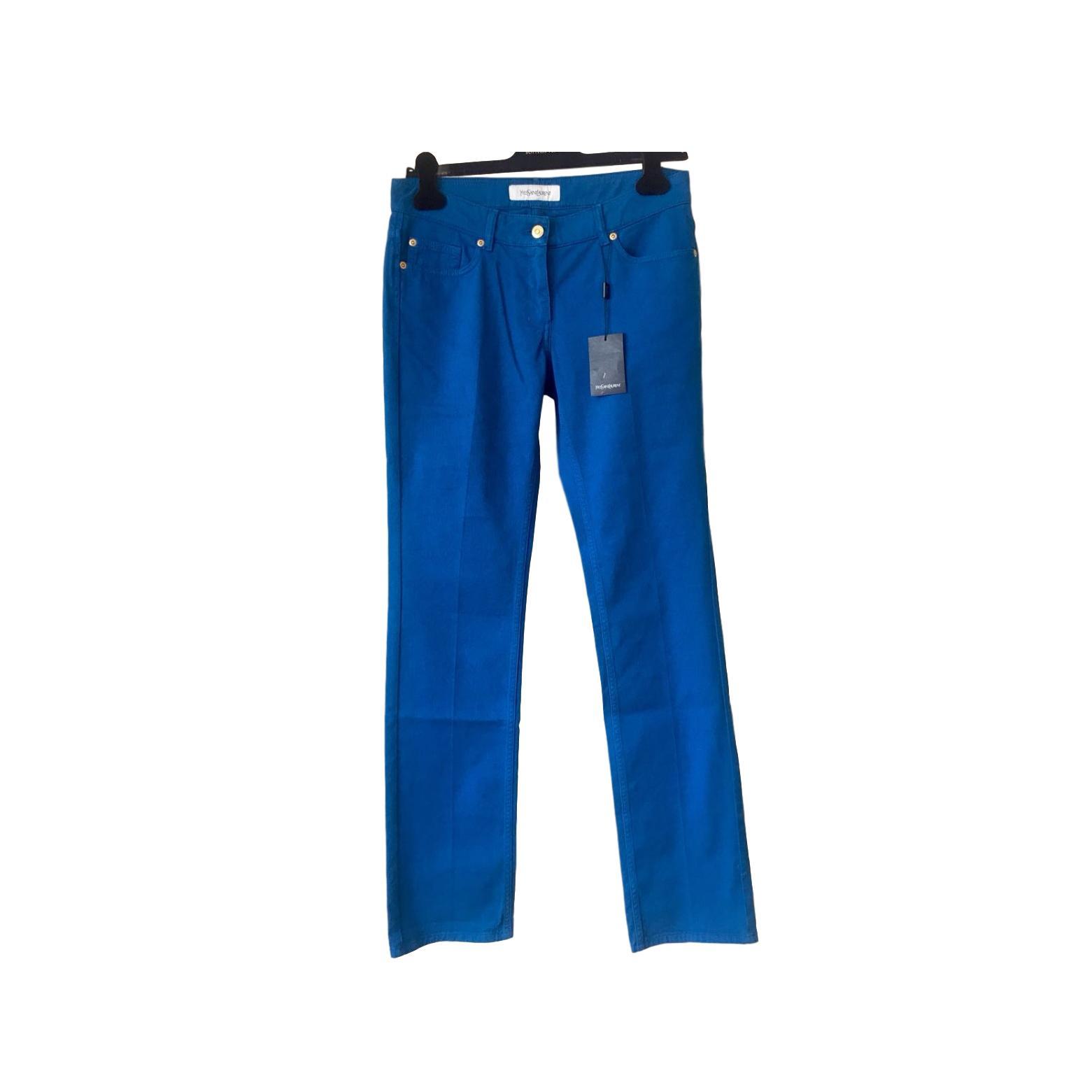 Купить джинсы Yves Saint Laurent за 16480 руб. в интернет магазине ... 4f2ce8bfb77