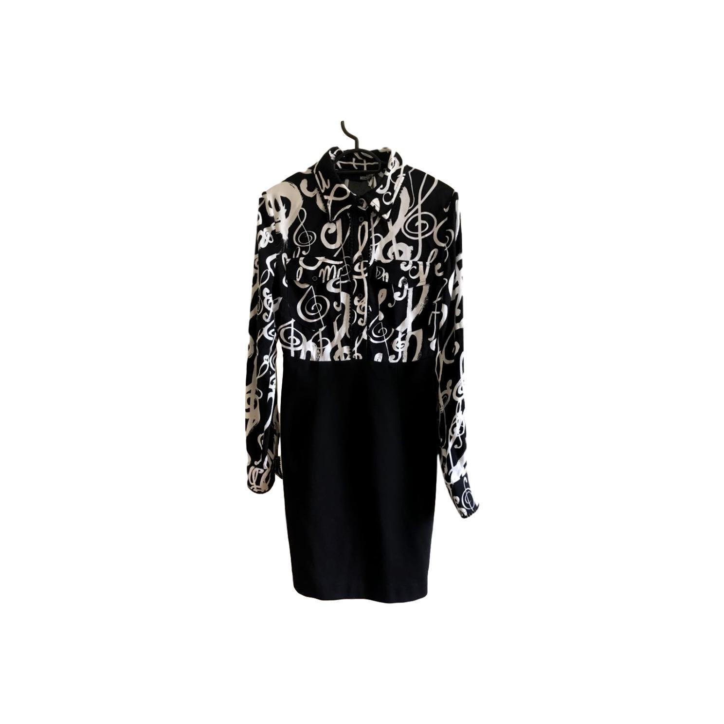 14aeef58349 Купить платье Love Moschino за 24420 руб. в интернет магазине ...