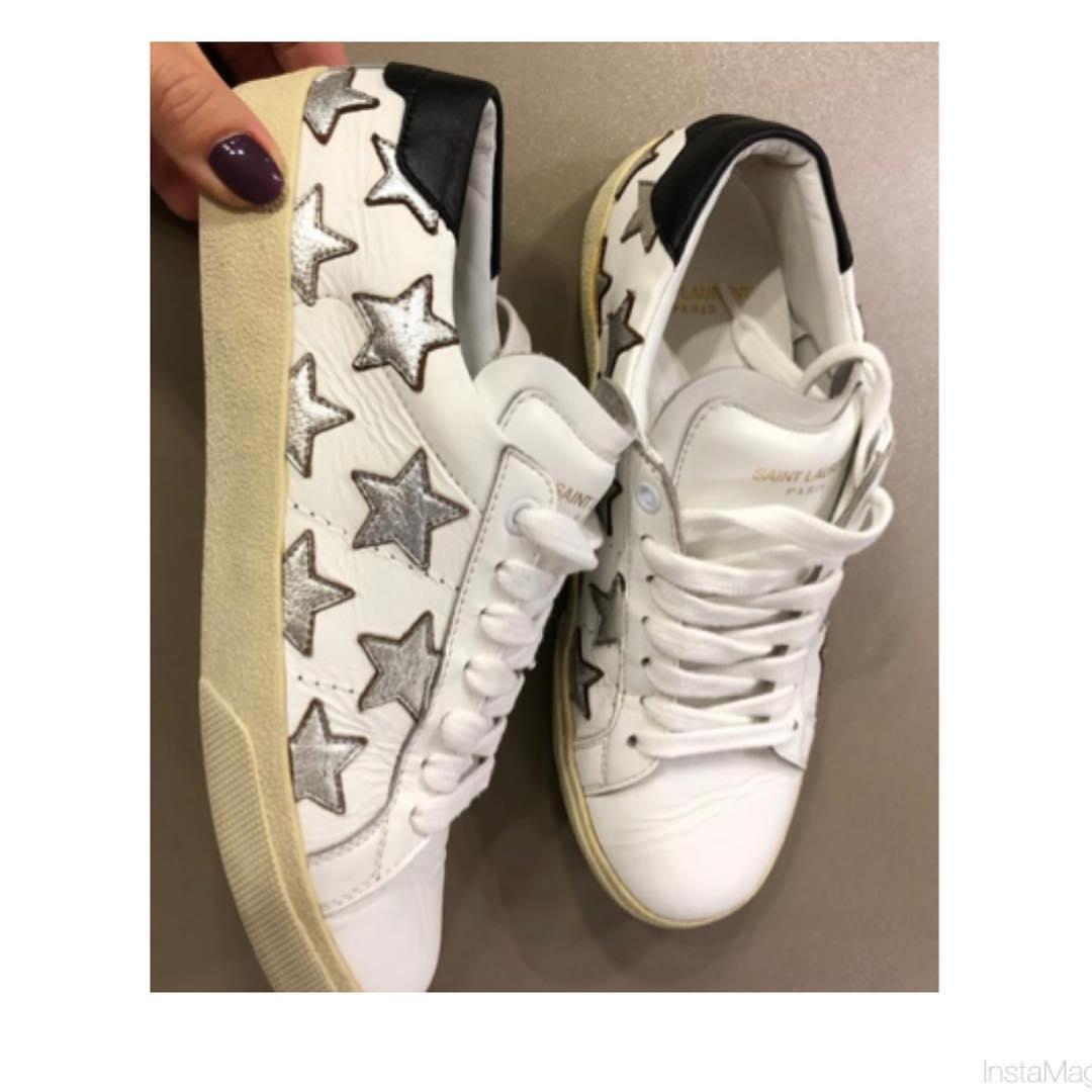 e609d9469392 Купить кроссовки Saint Laurent за 12640 руб. в интернет магазине ...