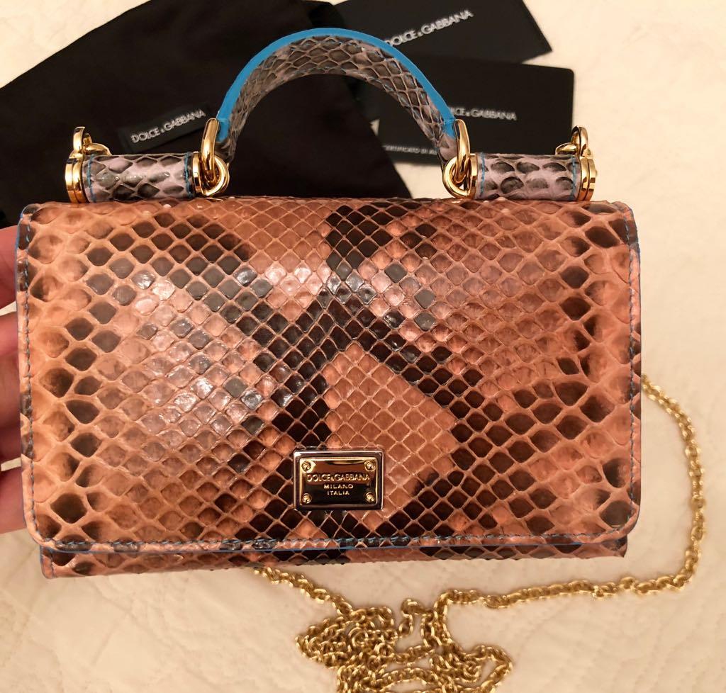 386135df8e72 Купить маленькую сумочку Dolce & Gabbana за 43000 руб. в интернет ...