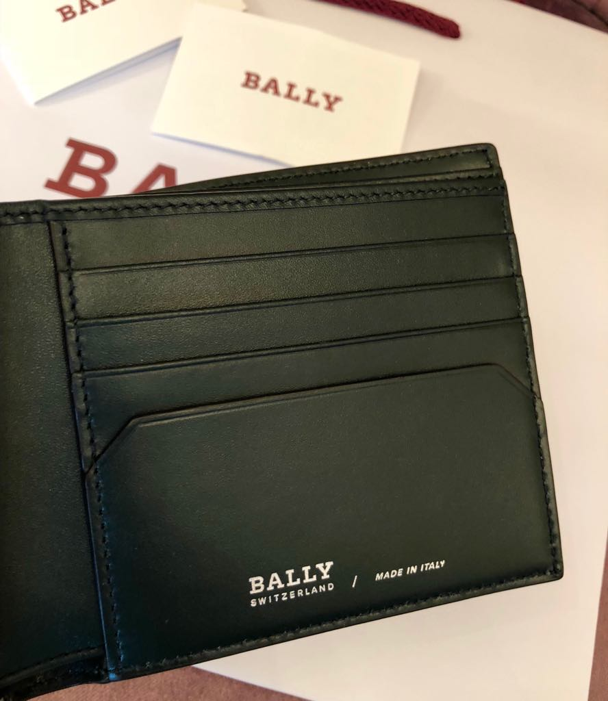 ae5958cac5eb Купить кошелек, портмоне Bally за 17500 руб. в интернет магазине ...
