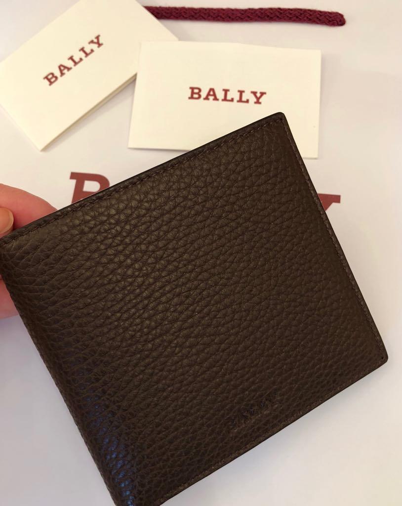 7399b511df20 Купить кошелек, портмоне Bally за 17500 руб. в интернет магазине ...