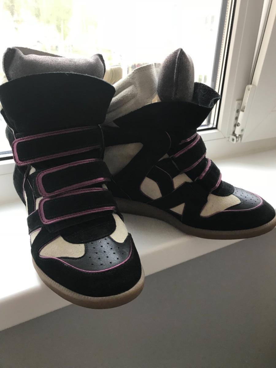 e1df248c247b Купить кроссовки Isabel Marant за 12000 руб. в интернет магазине ...