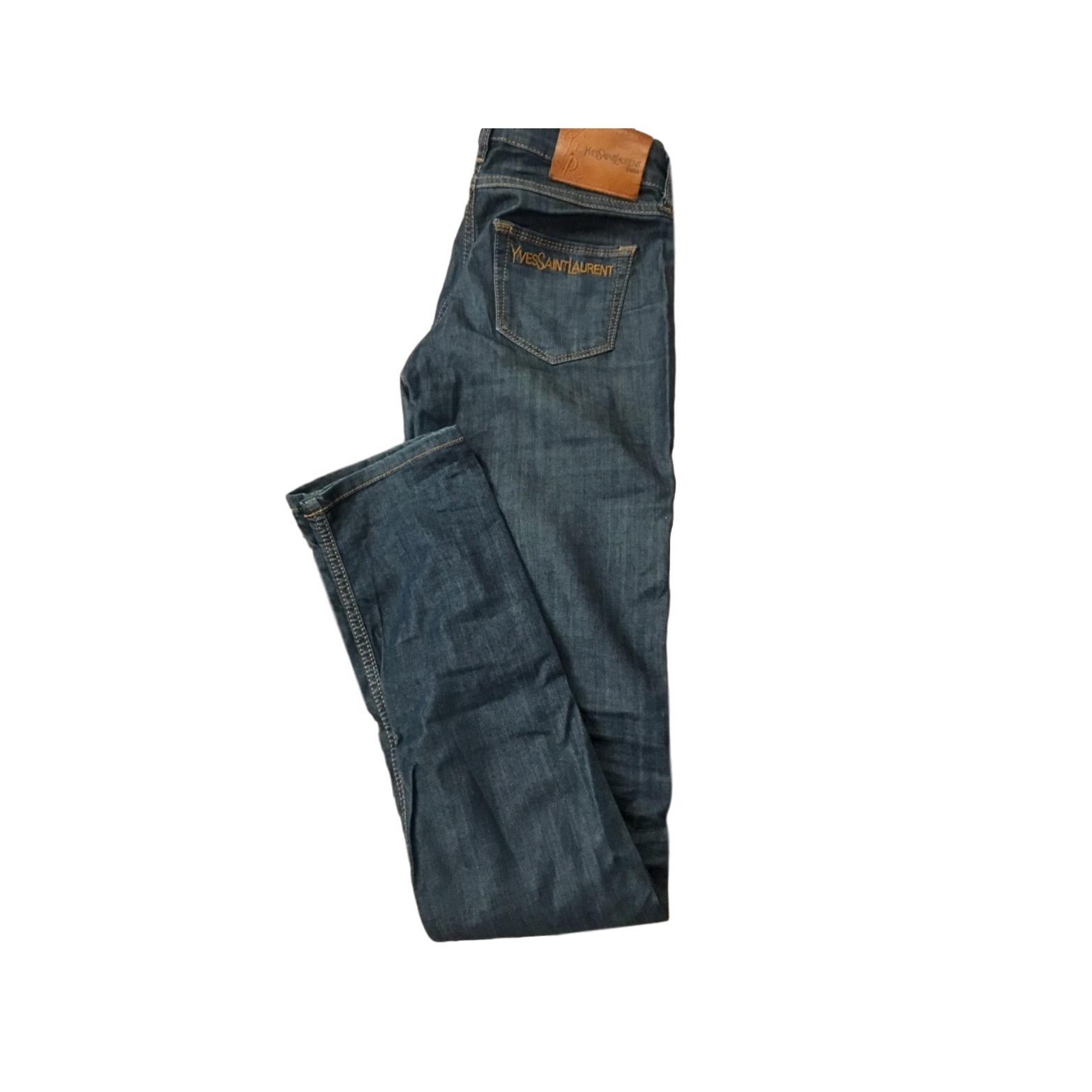 Купить джинсы Yves Saint Laurent за 5200 руб. в интернет магазине ... 4bd6c2b8406
