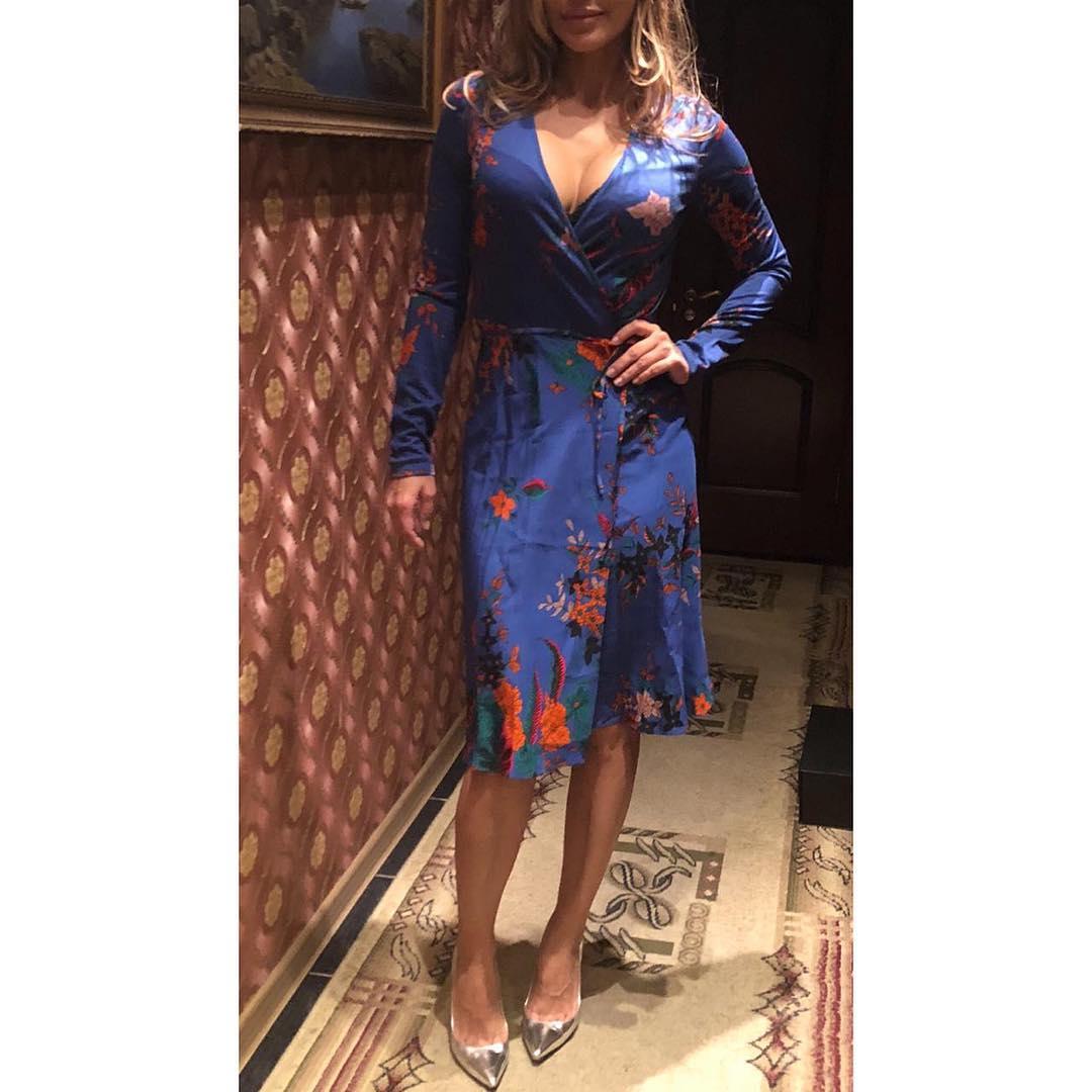 ef1dce139c0 Купить платье Diane von Furstenberg за 34850 руб. в интернет ...