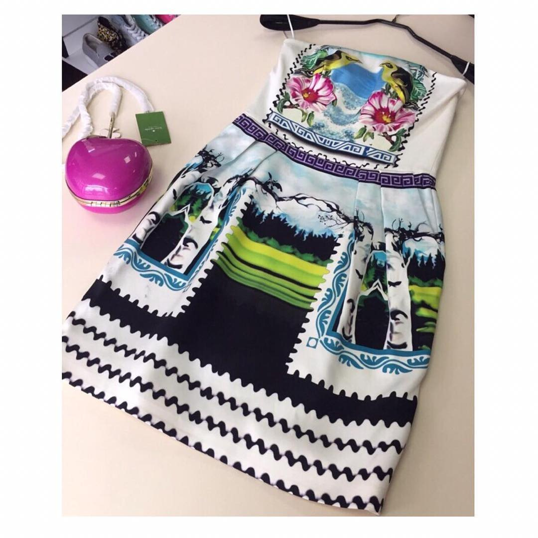 f3760d356cfb791 Купить платье Dolce & Gabbana за 12190 руб. в интернет магазине ...