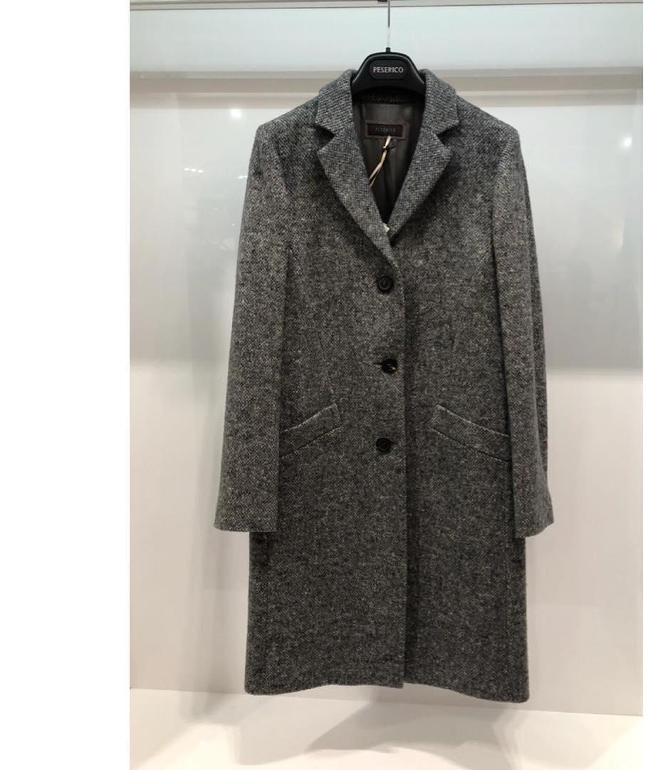 649cfe00101 Купить пальто Peserico за 36230 руб. в интернет магазине - бутике с ...