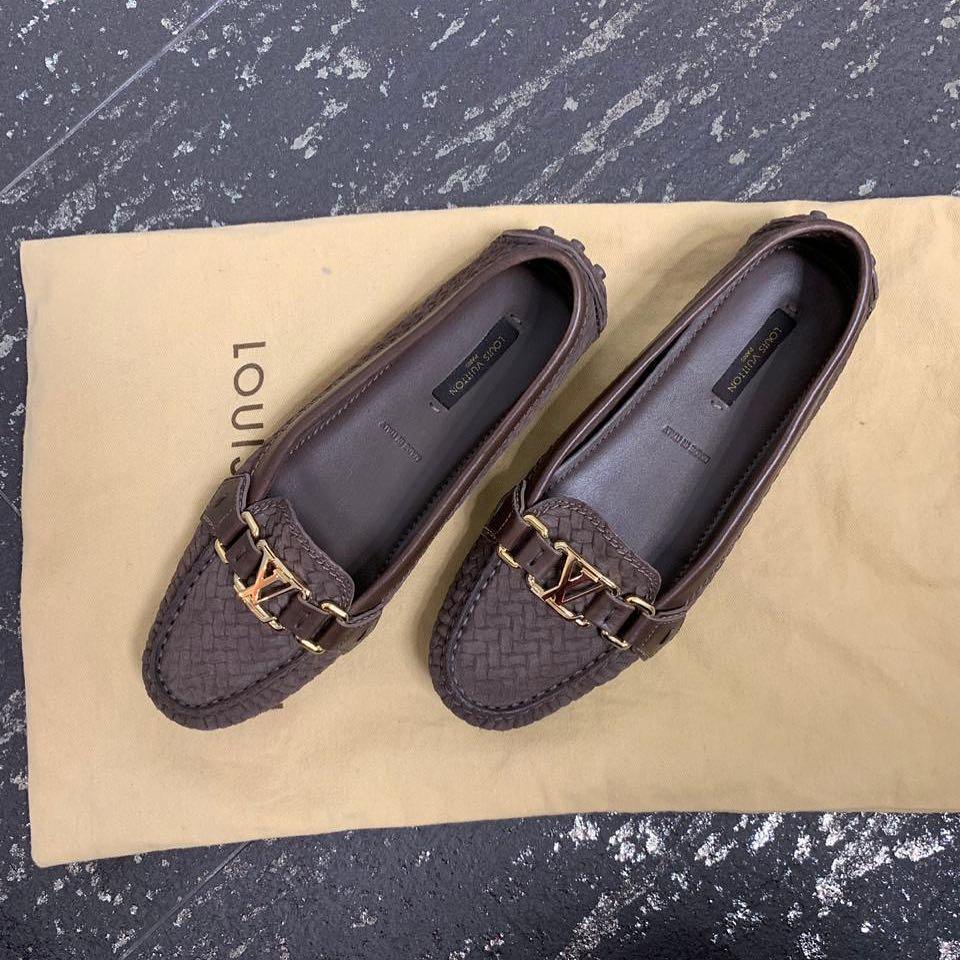 f79615930436 Купить мокасины Louis Vuitton за 18400 руб. в интернет магазине ...