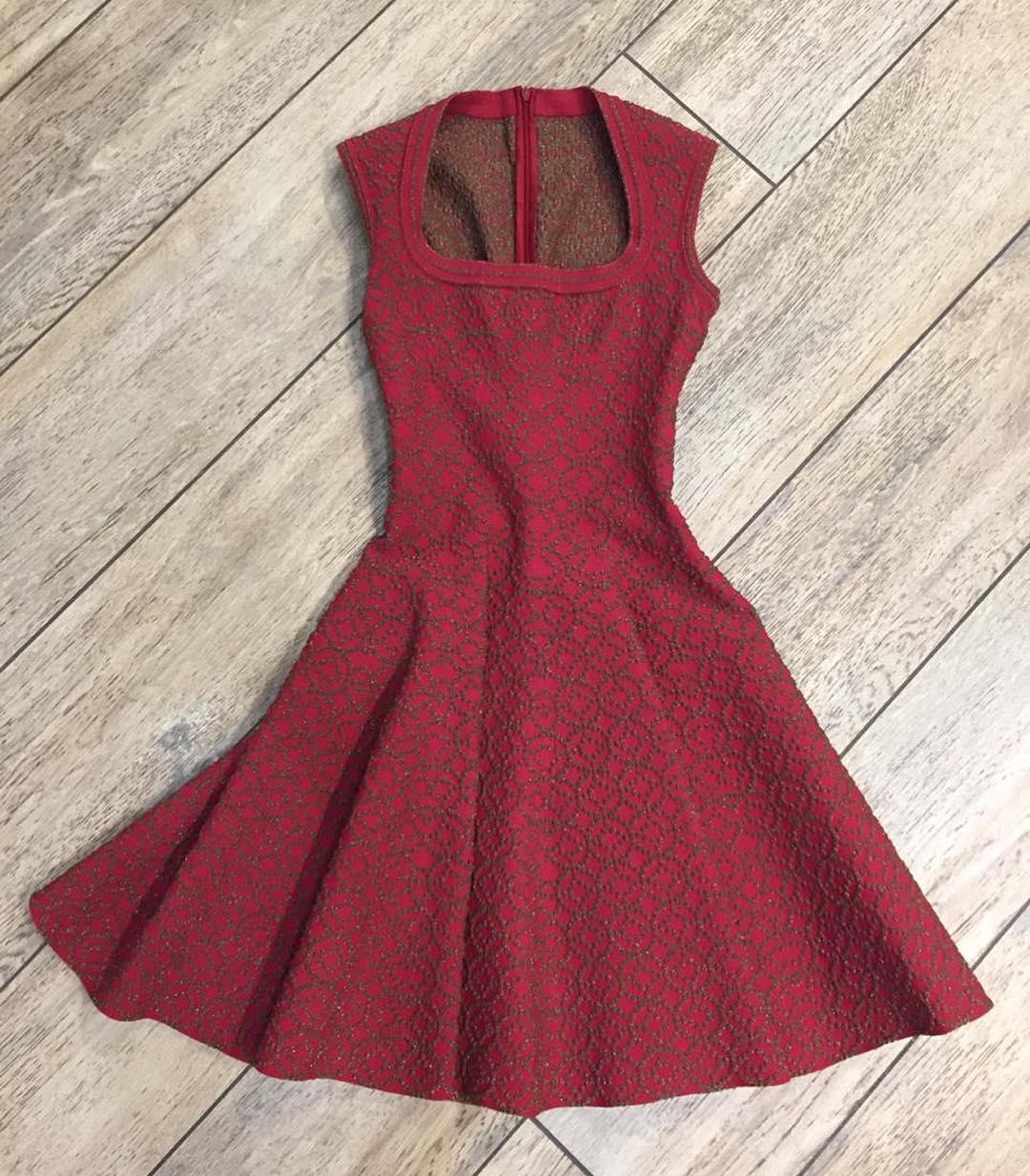 3316aceb045 Купить платье Alaïa за 50490 руб. в интернет магазине - бутике с ...
