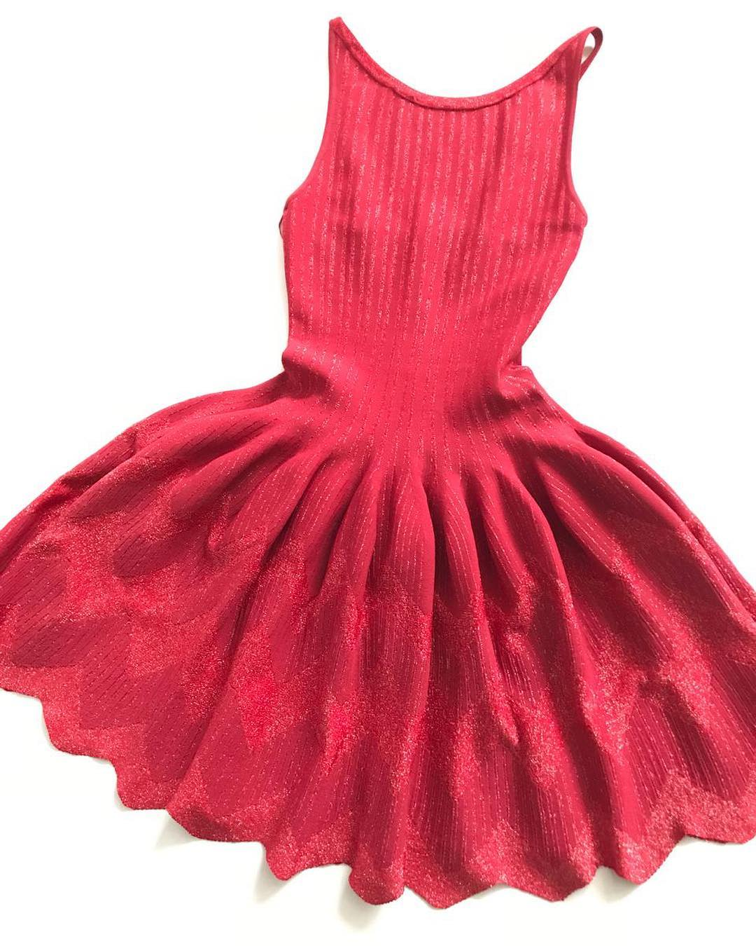 2230e167fbf Купить платье Alaïa за 28640 руб. в интернет магазине - бутике с ...