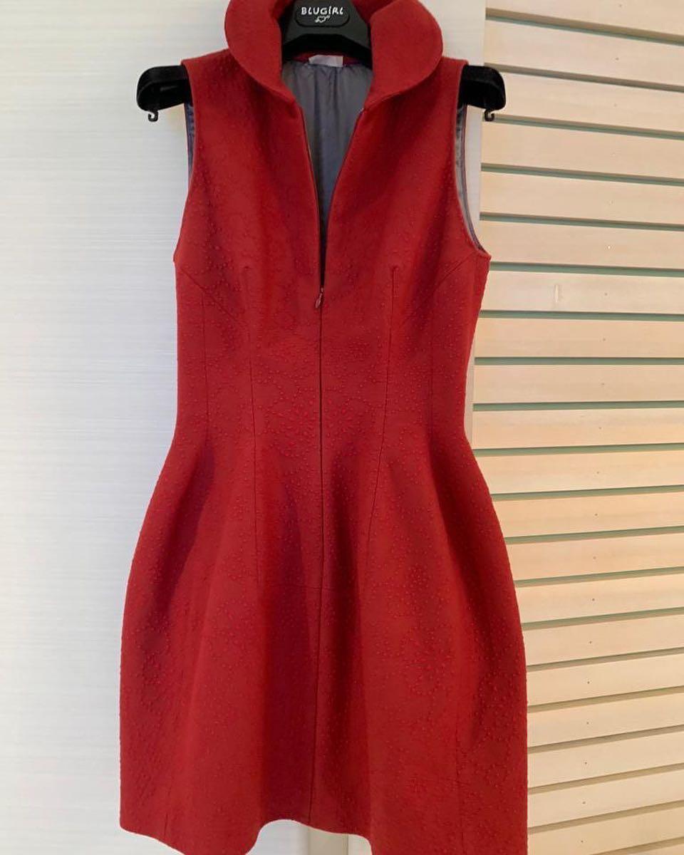 180f786d854 Купить платье Alaïa за 28750 руб. в интернет магазине - бутике с ...