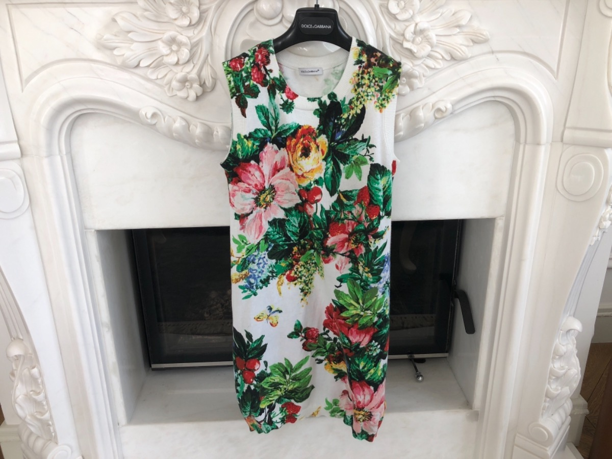 b7f3b070972 Купить платье Dolce   Gabbana за 5000 руб. в интернет магазине ...