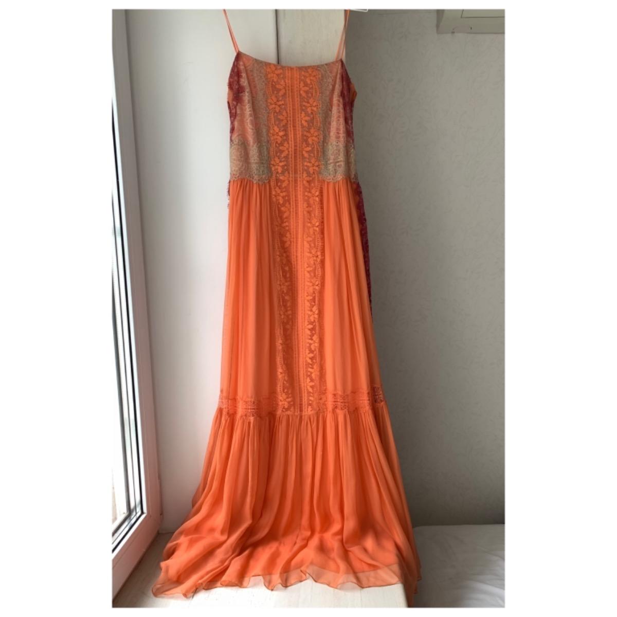 a89ebf73e3e Купить платье Alberta Ferretti за 24000 руб. в интернет магазине ...