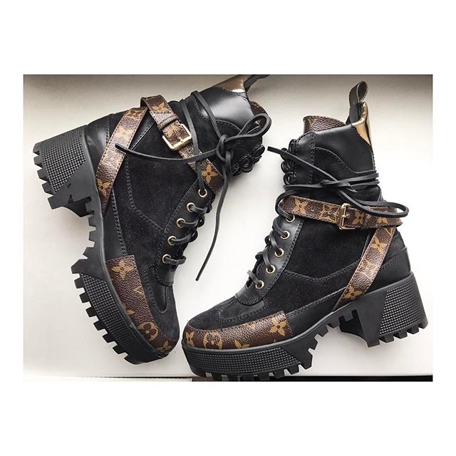 Купить ботинки Louis Vuitton за 52900 руб. в интернет магазине ... 901272b26bf
