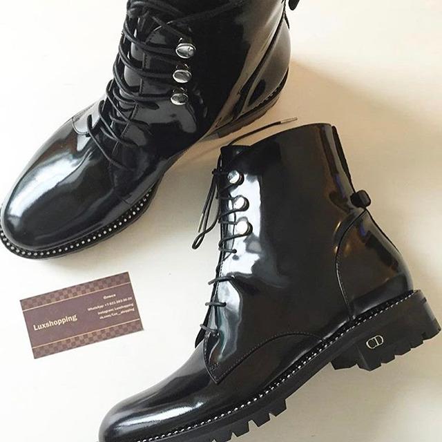 Купить ботинки Christian Dior за 44850 руб. в интернет магазине ... a7403a2b629
