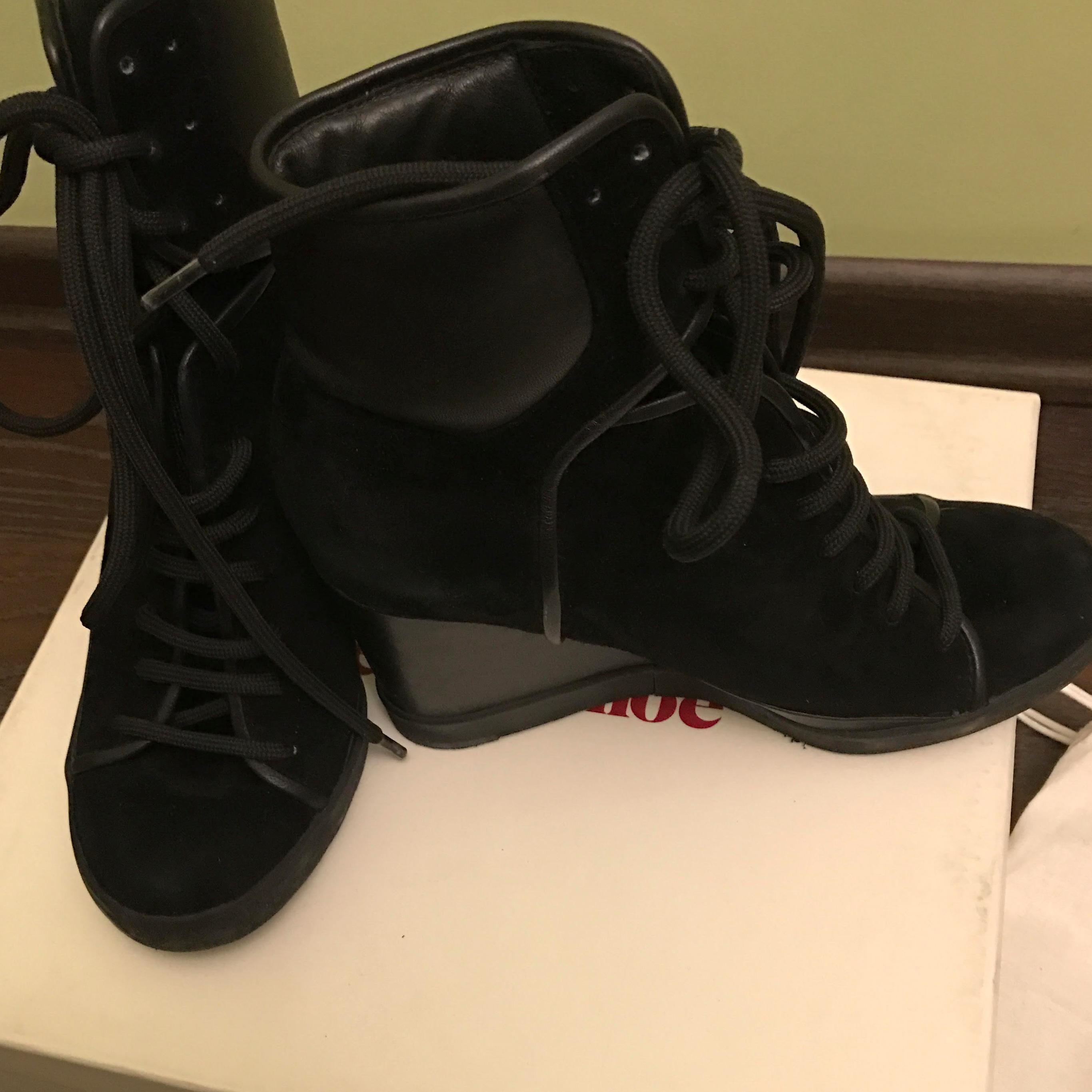e450e1f3c881 Купить ботинки See by Chloé за 7000 руб. в интернет магазине ...