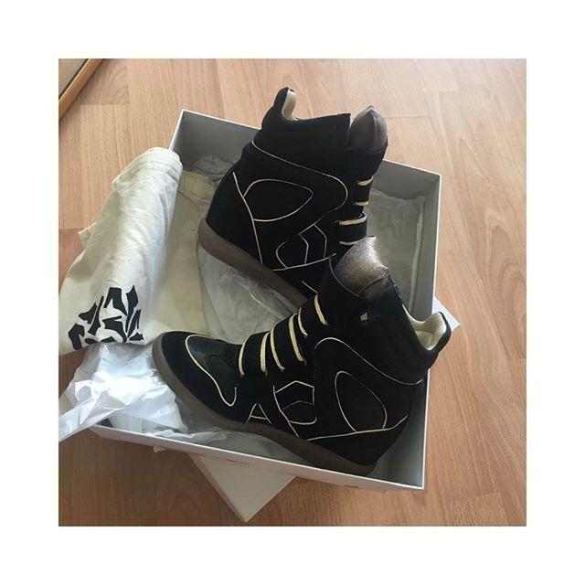 af2f35509cd6 Купить кроссовки Isabel Marant за 19550 руб. в интернет магазине ...