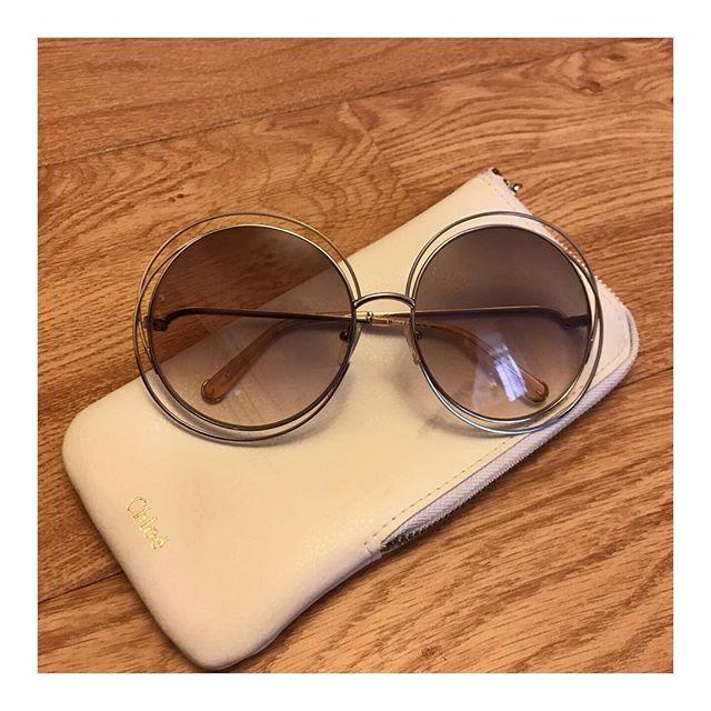 bb97cf1a898f Купить солнцезащитные очки Chloé за 13230 руб. в интернет магазине ...