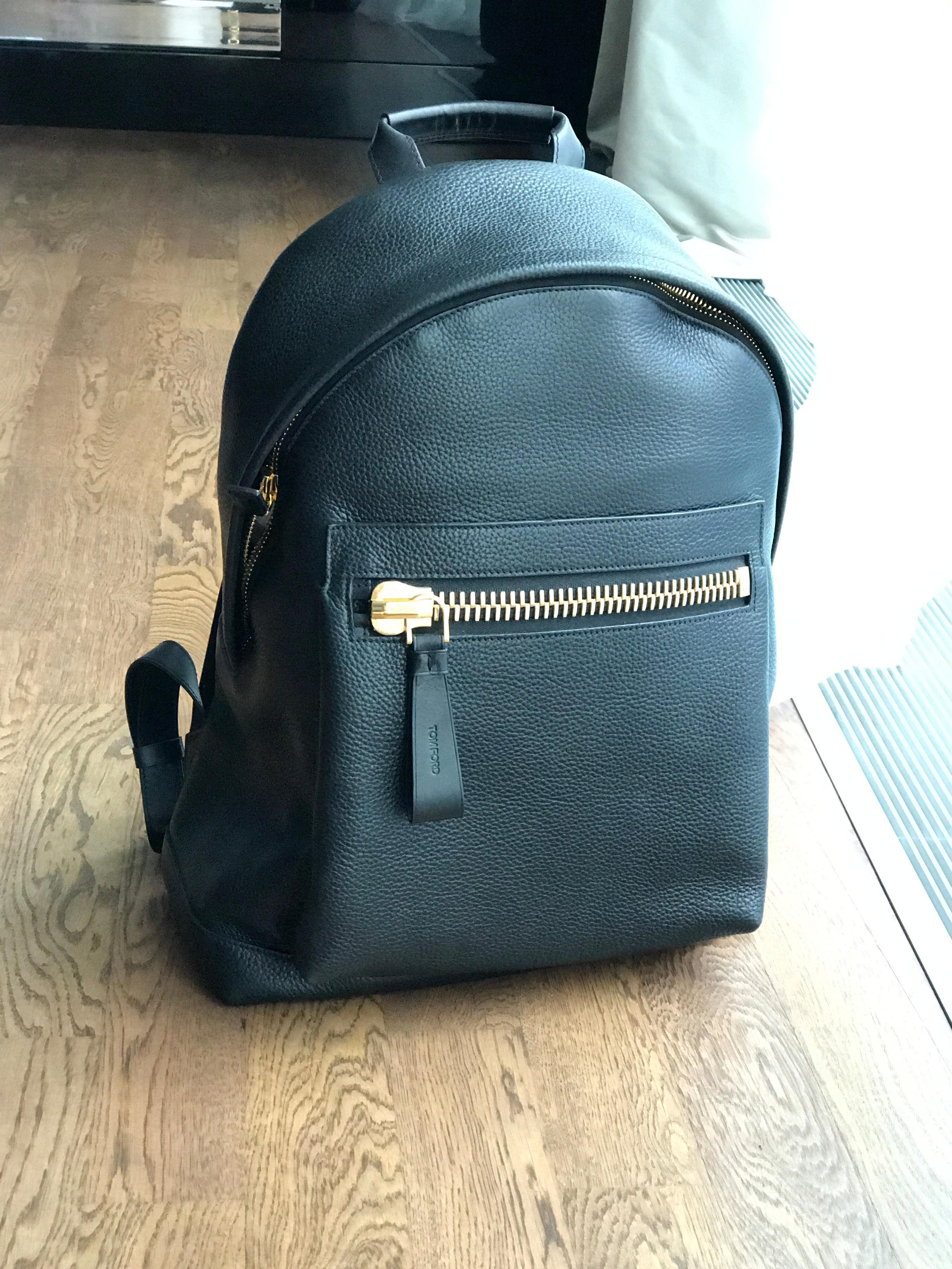 Рюкзаки Tom Ford: купить рюкзак Том Форд в магазине Имидж