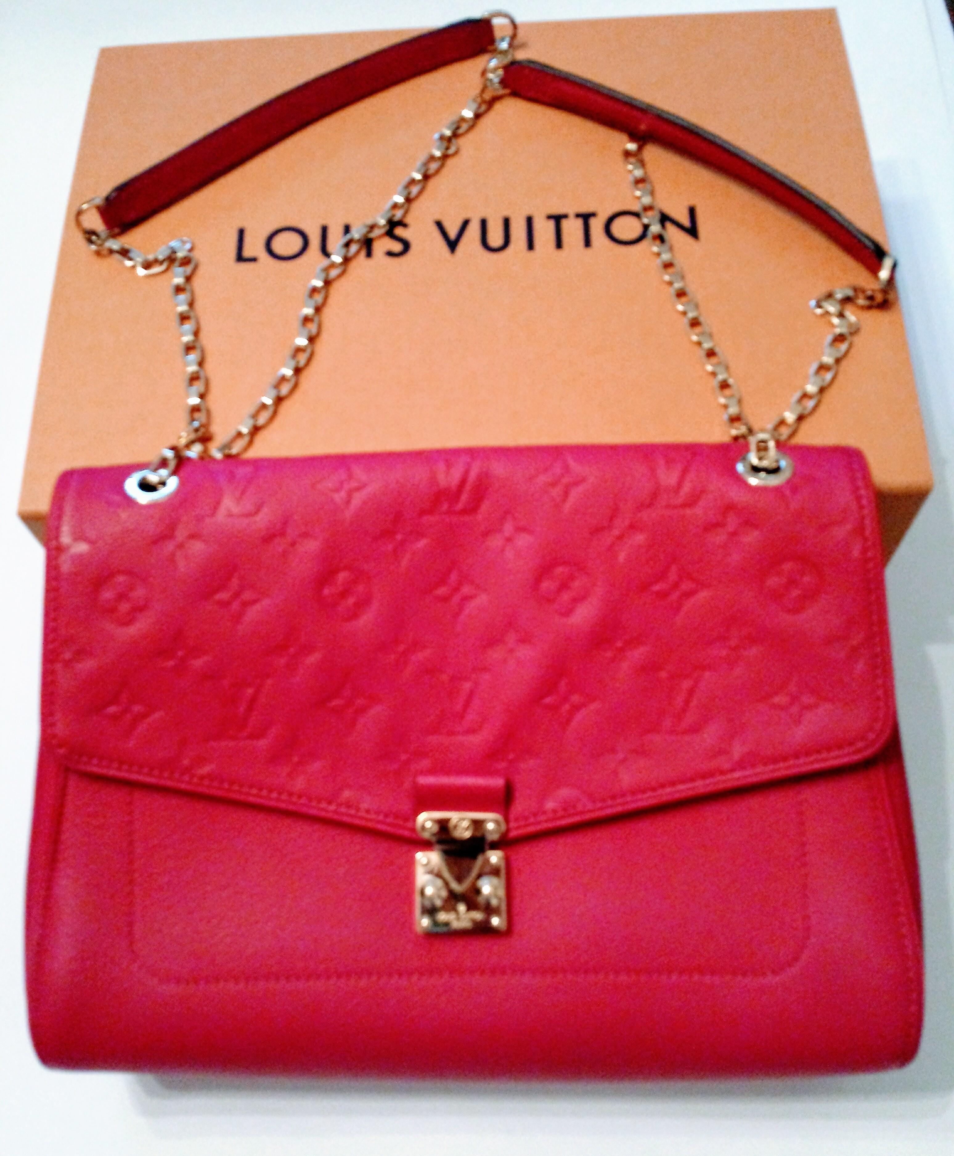 3035b3d1779e Купить среднюю сумку Louis Vuitton за 105580 руб. в интернет ...