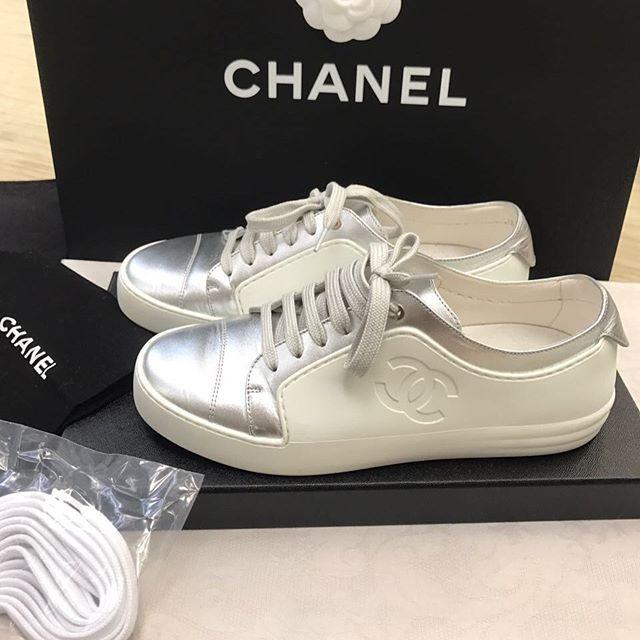 Купить кроссовки Chanel за 29560 руб. в интернет магазине - бутике с ... 01821db316e
