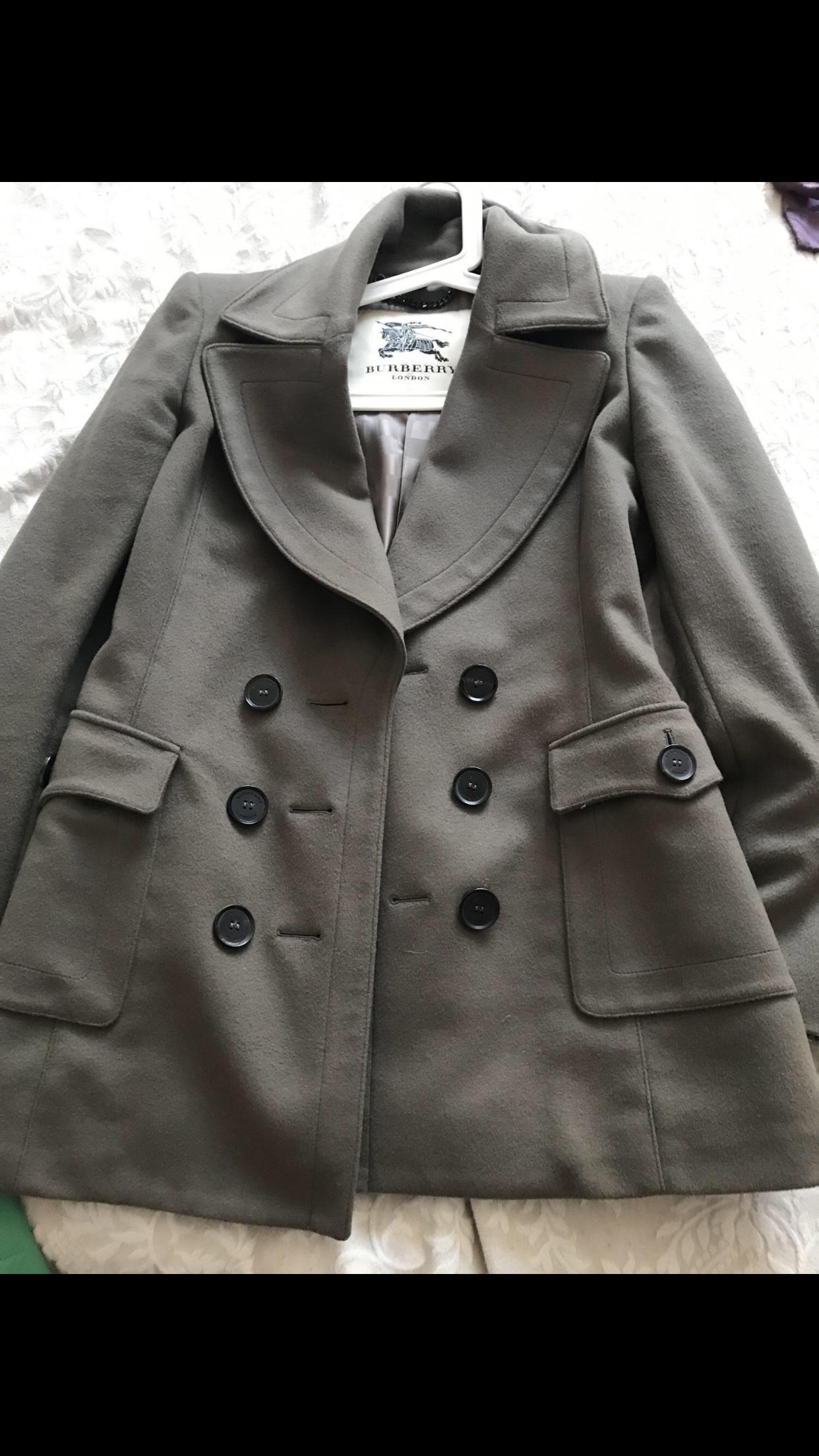 8de85169c081 Купить пальто Burberry за 25000 руб. в интернет магазине - бутике с ...