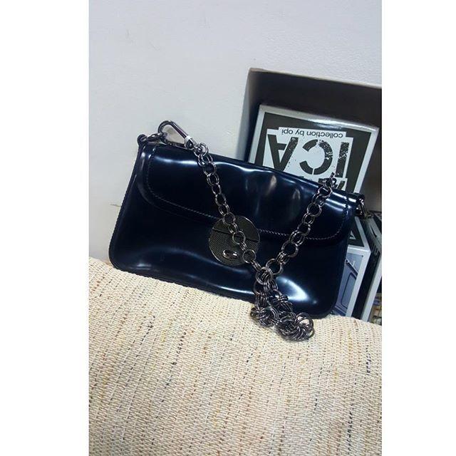 d222e39d33d3 Купить маленькую сумочку Prada за 20700 руб. в интернет магазине ...