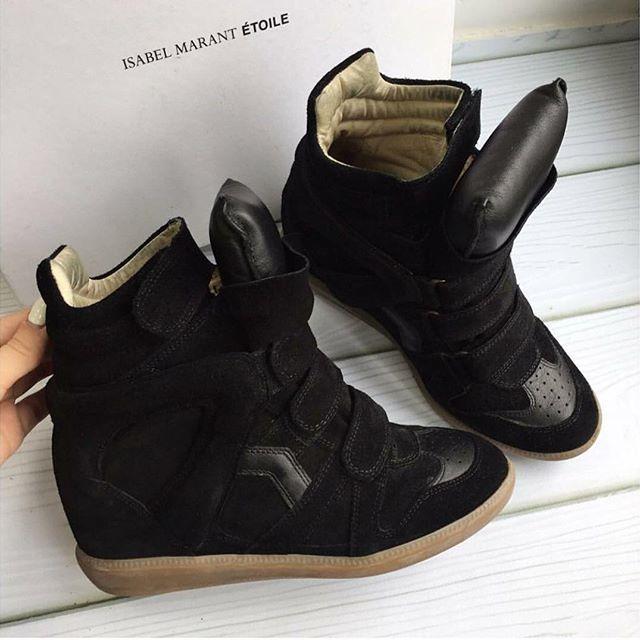 29bfd91ea9bb Купить кроссовки Isabel Marant за 11500 руб. в интернет магазине ...