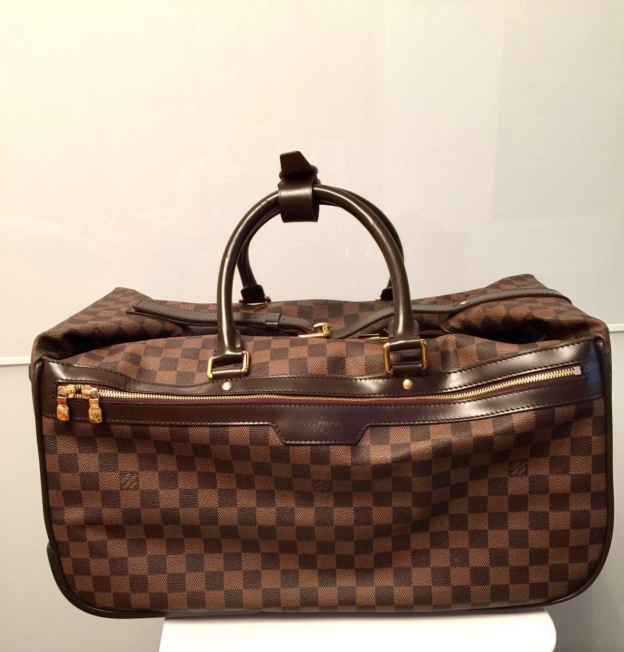 a2062ec074cc Купить дорожную сумку Louis Vuitton за 61500 руб. в интернет ...