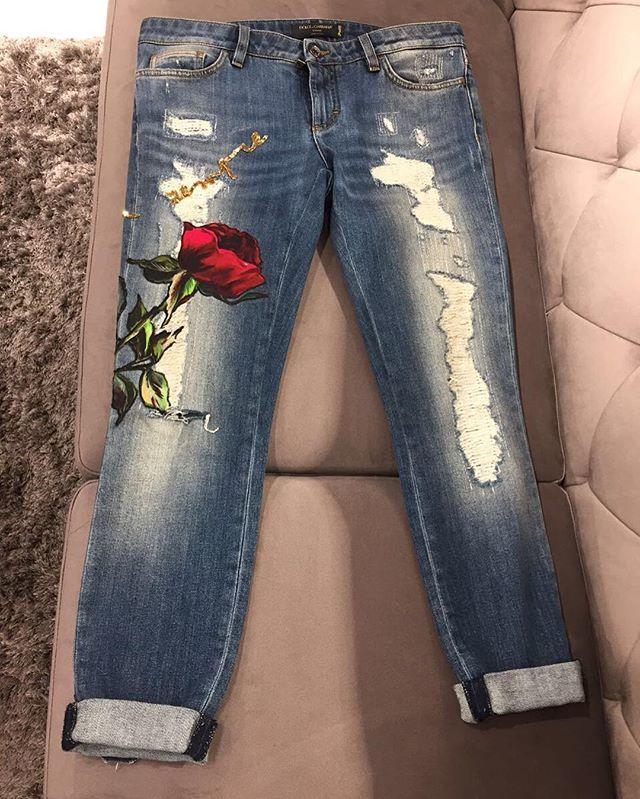 8cf71b34c78 Купить джинсы Dolce   Gabbana за 20820 руб. в интернет магазине ...