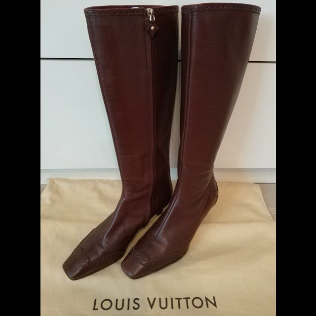 55ae41c7f0e8 Купить сапоги Louis Vuitton за 13920 руб. в интернет магазине ...
