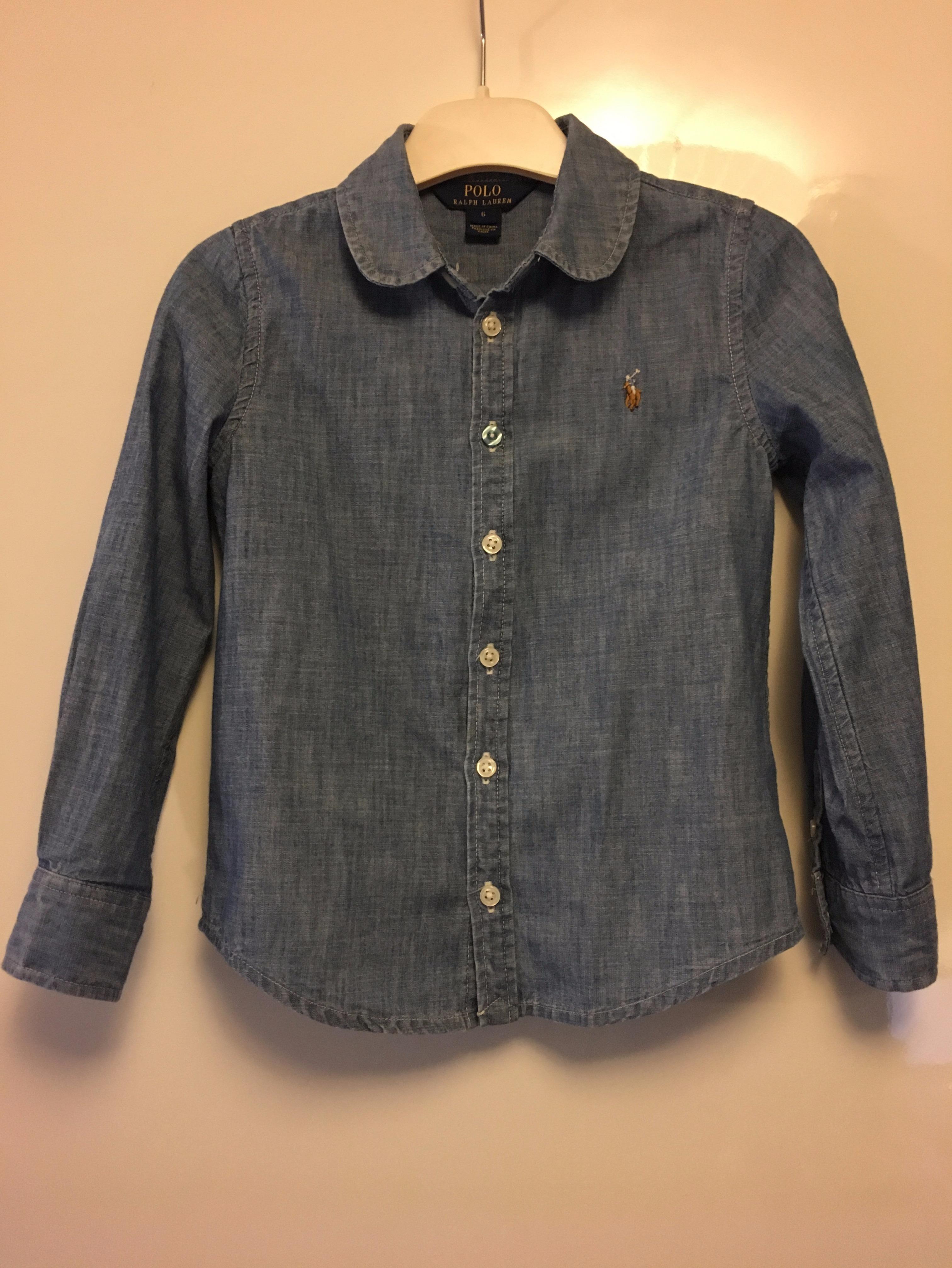 07397337563f Купить блузку и рубашку Ralph Lauren за 1000 руб. в интернет ...