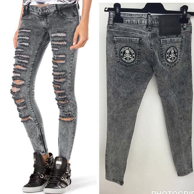 7941f48aaba Купить джинсы Philipp Plein за 24150 руб. в интернет магазине ...