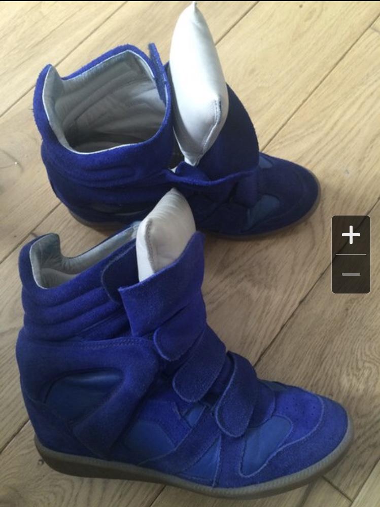 cafcd456b0ac Купить кроссовки Isabel Marant за 4000 руб. в интернет магазине ...