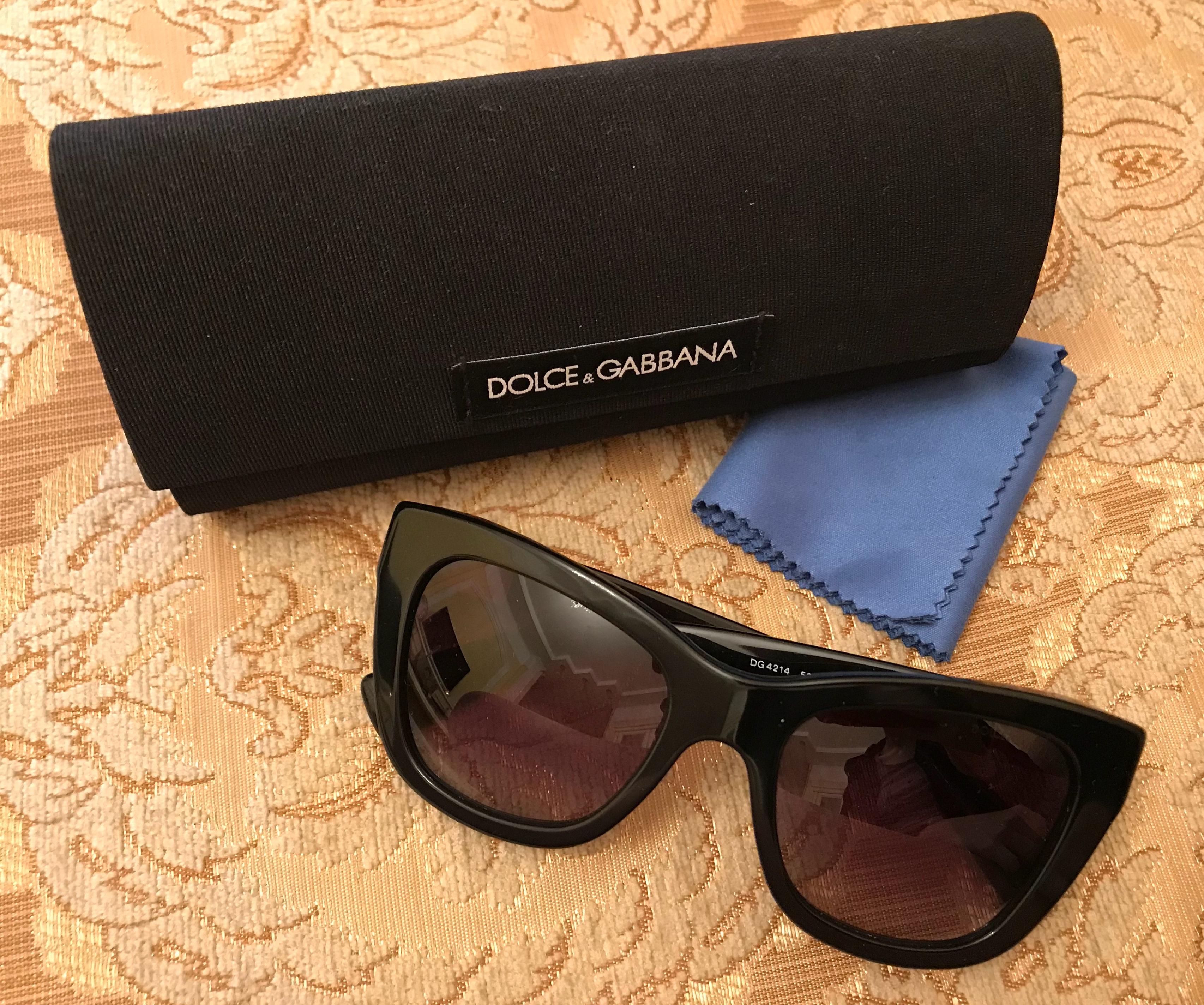 405c29f5ab21 Купить солнцезащитные очки Dolce   Gabbana за 20000 руб. в интернет ...