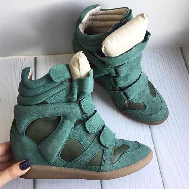 a5a9aa2479ff Купить кроссовки Isabel Marant за 9200 руб. в интернет магазине ...