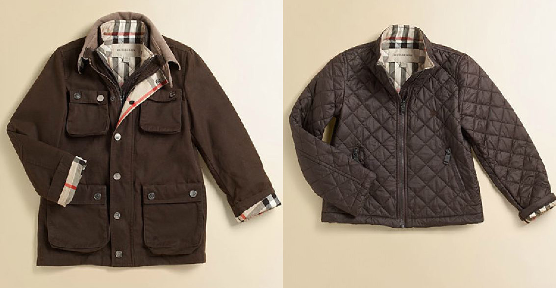 5aa92812ddb3 Купить куртку Burberry за 10250 руб. в интернет магазине - бутике с ...