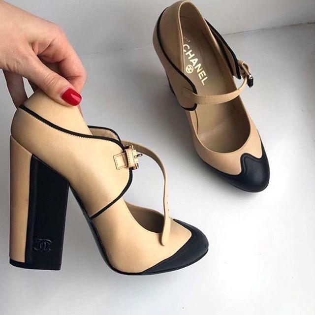 0d3b805285c0 Купить туфли Chanel за 27830 руб. в интернет магазине - бутике с ...