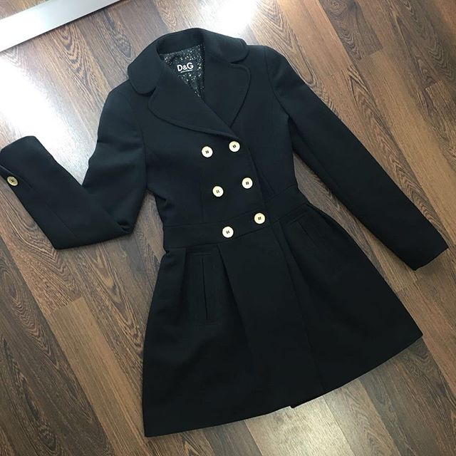 5173a05283d Купить пальто Dolce   Gabbana за 16220 руб. в интернет магазине ...