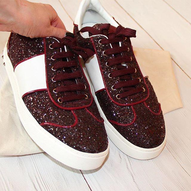 Resale Спортивная обувь Valentino купить за 17370 руб выгодно на ... 17604a32eff