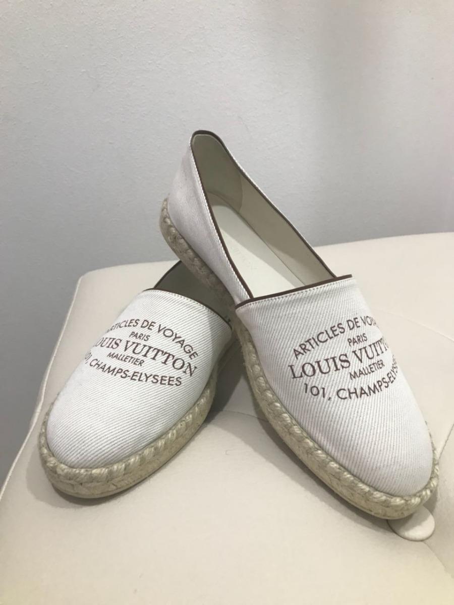 8ca8bf5747e2 Купить эспадрильи Louis Vuitton за 20000 руб. в интернет магазине ...