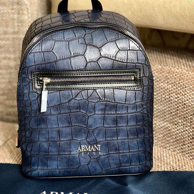 888e41d85551 Купить рюкзак Armani Jeans за 11040 руб. в интернет магазине ...