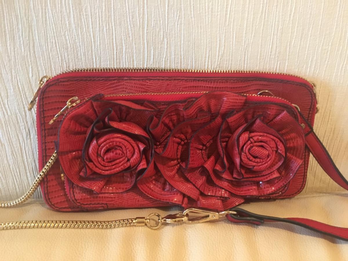 50a3b8b30b29 Купить клатч Valentino за 14500 руб. в интернет магазине - бутике с ...