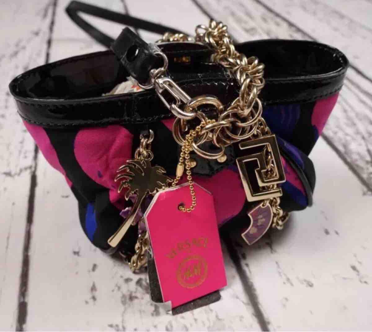 2408d1dd88da Купить вечернюю сумку Versace за 4500 руб. в интернет магазине ...