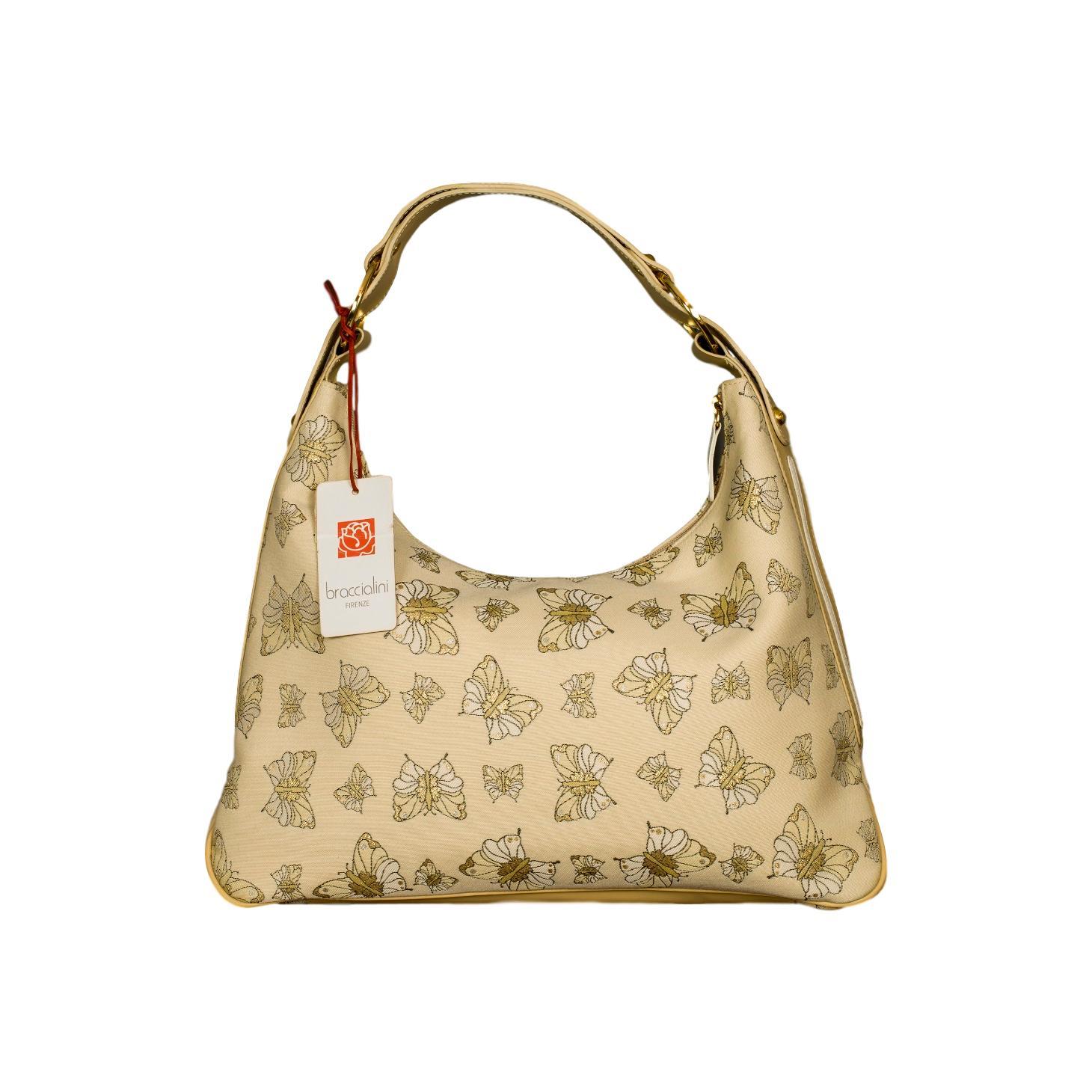 ba1c382db8b6 Купить среднюю сумку Braccialini