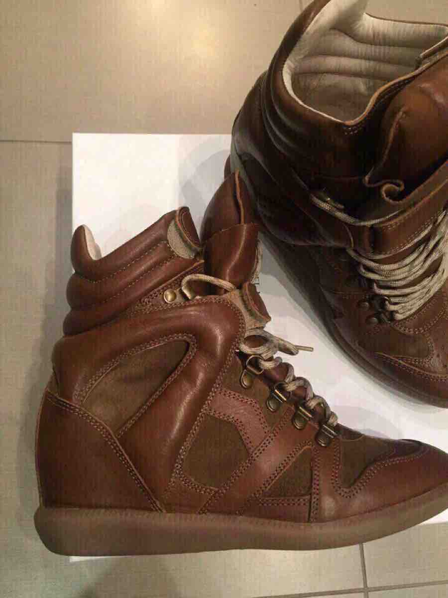 8e0536d7699e Купить кроссовки Isabel Marant Etoile за 17500 руб. в интернет ...