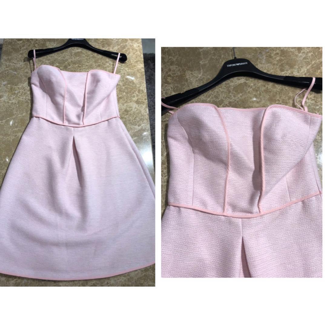 1a60c417512 Купить платье Emporio Armani за 16680 руб. в интернет магазине ...