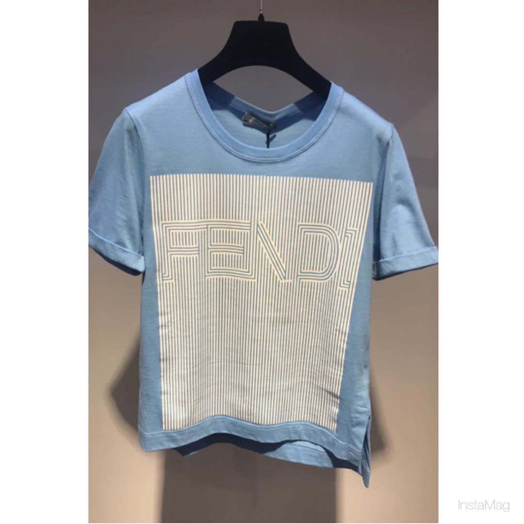 Купить футболку, поло Fendi за 19550 руб. в интернет магазине ... 729023c53ce